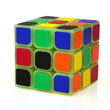Cubo de rubik YONG JUN Luminous Glow Cube 3*3*3 Cubo velocidad suave Cubos mágicos rompecabezas del cubo Nivel profesional Velocidad