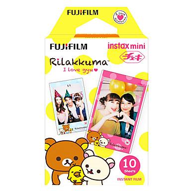 fujifilm couleur instax films rilakuma