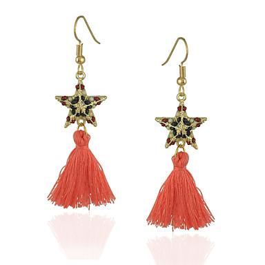 Damen Ohrring Harz / Legierung Ohne Stein Drop Earrings