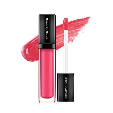 Lipgloss Trocken Cream Farbiger Lipgloss / Lang anhaltend / Natürlich Rot / Rosa / Orange 1 other