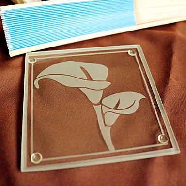 Verre Cadeau créatif Bricolage Décoration d'intérieur Articles pour boire Mariée Marié Fille d'honneur Groom Cortège fille Cortège garçon