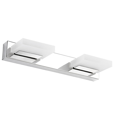 Modern/kortárs Fürdőszobai világítás Kompatibilitás Fém falikar IP44 220 V 110 V 110-120 V 220-240 V 3WW