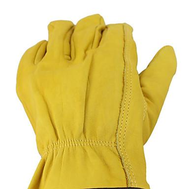 כפפות עור, התנגדות ללבוש הקשוח כיתת כפפות ab עבודה, כפפות עבודה להגנת בטיחות נמוכה טמפרטורה