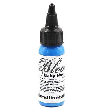 1 × 30 ml Variété Couleurs Encres de tatouage classique Pigment de tatouage Jeu de couleurs couleurs de maquillage
