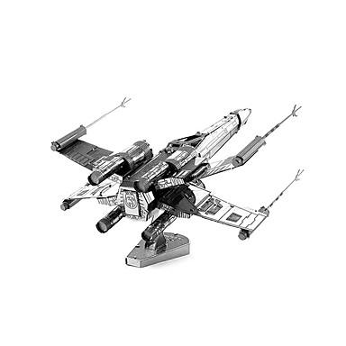 פאזלים3D פאזל פאזלים מתכתיים ערכות לבניית מודלים לוחם 3D מתכת פלדה מתכת גילאים 8-13