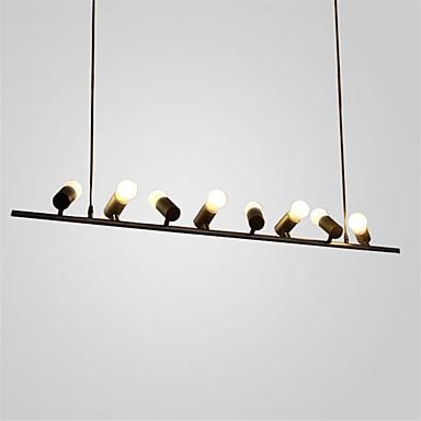 סגנון חלוד/בקתה וינטאג' מסורתי / קלסי רטרו קאנטרי מנורות תלויות עבור סלון חדר שינה מטבח חדר אוכל משרד כניסה חדר משחק מסדרון נורה אינה