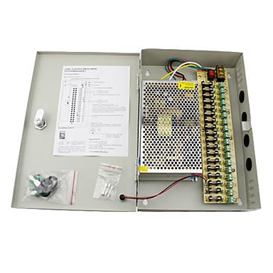 12V 20A DC 18 Power Supply Box Auto-RESET / 12V20A Power Supply / Switch Power Supply, 110/220V AC Input