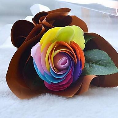 1 Tak Overige Rozen Bloemen voor op tafel Kunstbloemen