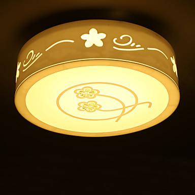 Modern/Hedendaags Kristal LED ontwerpers Op plafond bevestigd Sfeerverlichting Voor Woonkamer Slaapkamer Keuken Eetkamer