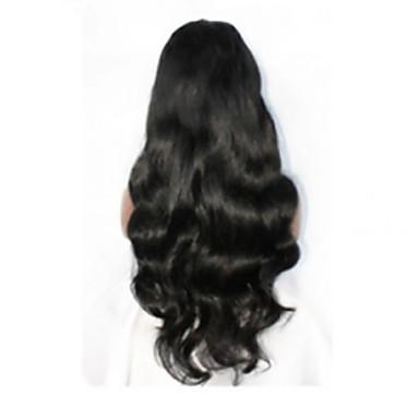 Φυσικά μαλλιά Περούκα περούκα Σγουρά Σχήμα U 100% δεμένη στο χέρι Περούκα αφροαμερικανικό στυλ Φυσική γραμμή των μαλλιών 120% 130%