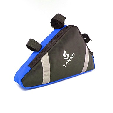 B-Soul® Fahrradtasche 4LLFahrradrahmentasche / FahrradlenkertascheFeuchtigkeitsundurchlässig / Stoßfest / tragbar / Multifunktions /