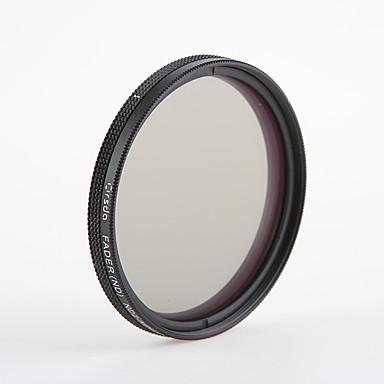 orsda® nd2-400 52mm / 55mm revêtue (16 couches) de filtre réglable fmc