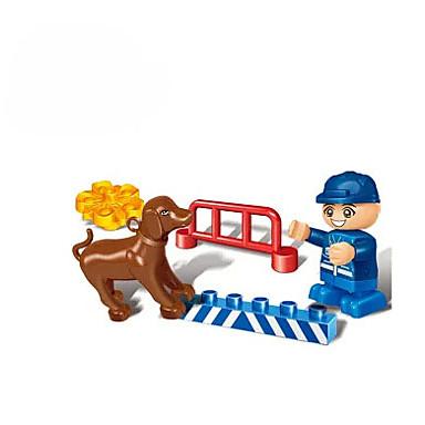 Blocos de Construir para presente Blocos de Construir / ABS Arco-Íris Brinquedos