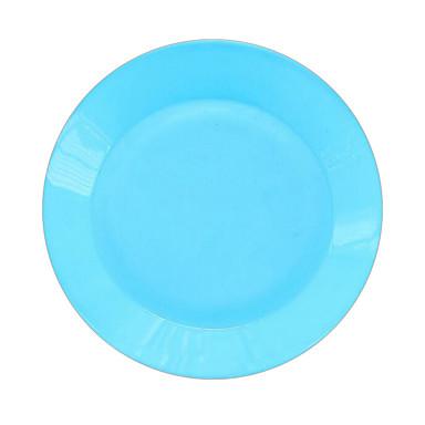 Plast Forrett & Desert-tallerker Servise - Høy kvalitet
