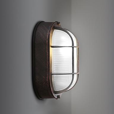 Rústico / Campestre Luminárias de parede Interior Metal Luz de parede 220V / 110V 3W