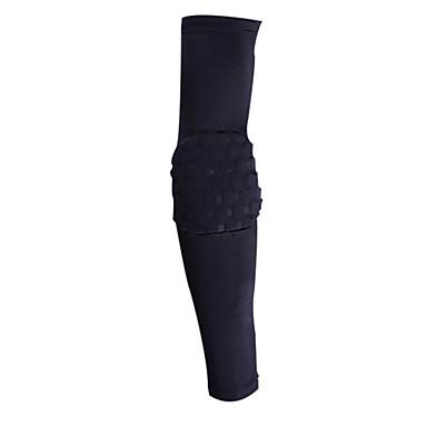 Ellbogen Bandage Armschiene für Einfaches An- und Ausziehen Schützend Ski-Schutzausrüstung Basketball Fitness Lycra Spandex