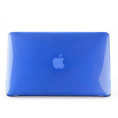MacBook Etui for Helfarve Transparent Plast MacBook Air 13-tommer MacBook Air 11-tommer
