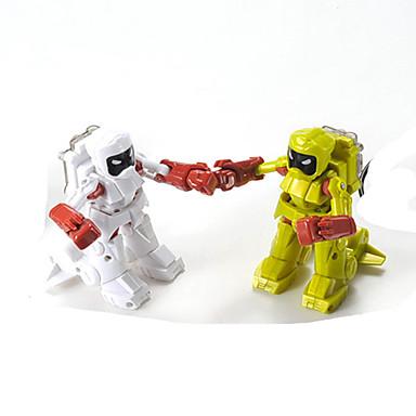 RC Roboter Spielzeug Möbel & Kinderzimmerdeko Infrarot ABS Boxsport Fernbedienung