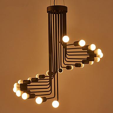 Moderne / Nutidig Lysekroner Omgivelseslys - designere, 220-240V Pære Inkludert