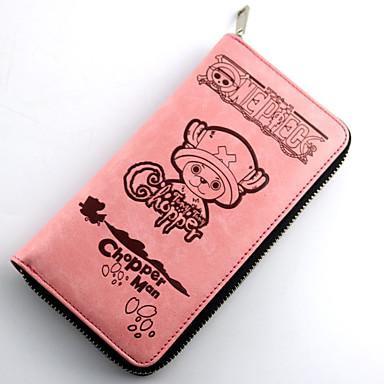Tasche Inspiriert von One Piece Tony Tony Chopper Anime Cosplay Accessoires Tasche PU-Leder Leder Herrn Damen neu heiß