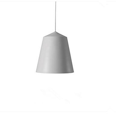 Lampe suspendue ,  Contemporain Autres Fonctionnalité for LED MétalSalle de séjour Chambre à coucher Salle à manger Cuisine Bureau/Bureau