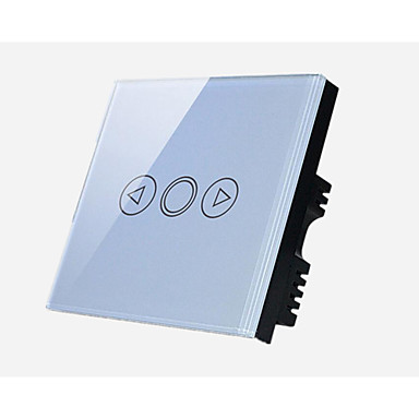 casa inteligente toque interruptor dimmer LED Spot interruptor de parede dimmer luz