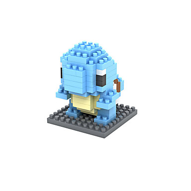 embolsar little monster squirtle abs super mini blocos de 120 peças de diamante