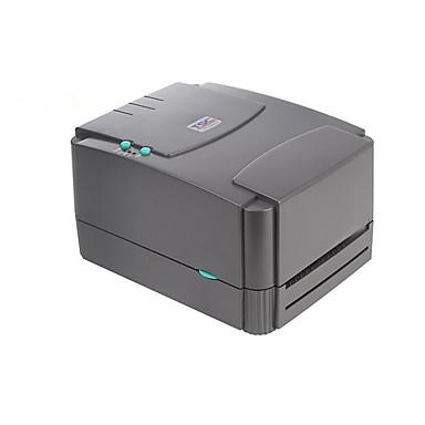 tsc ttp-342e pro roupas hd tag, tag, impressora 300dpi código de barras