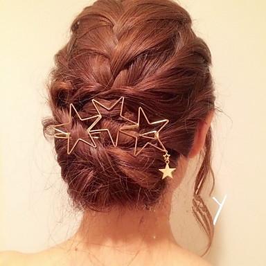 Krystall Stoff Aleación Tiaras Haarnadel Haarspange Haarklammer 1 Hochzeit Besondere Anlässe Party / Abend Normal Draussen Kopfschmuck