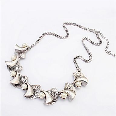 Collier Anniversaire / Mariage / Cadeau / Sorée / Quotidien / Occasion spéciale / Casual Imitation de perle Imitation de perle / Alliage
