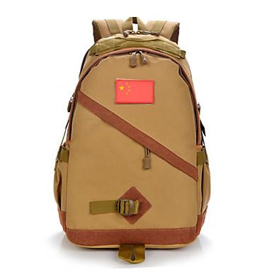 35 L sac à dos Camping & Randonnée Multifonctionnel Nylon