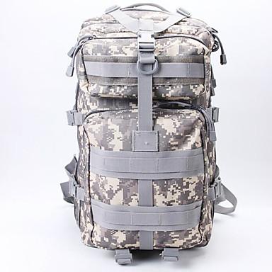 50 L Randonnée pack sac à dos Camping & Randonnée Multifonctionnel Nylon