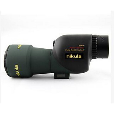 NIKULA 8X60 mm Monokulær Nattsyn Flerbelagt Sentralt fokus
