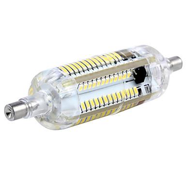 R7S Luminárias de LED  Duplo-Pin T 104 SMD 3014 780 lm Branco Quente Branco Frio 3000/6000K K Decorativa AC 85-265 AC 220-240 AC 100-240 V