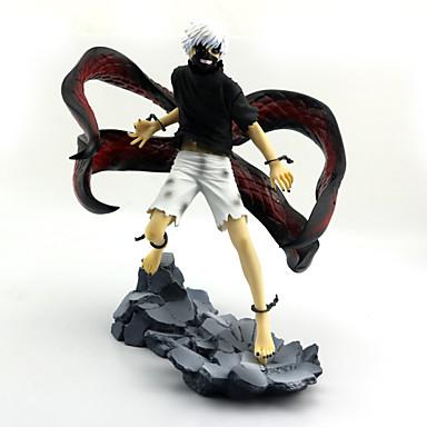 Figuras de Ação Anime Inspirado por Tokyo Ghoul Ken Kaneki PVC 22.5 CM modelo Brinquedos Boneca de Brinquedo