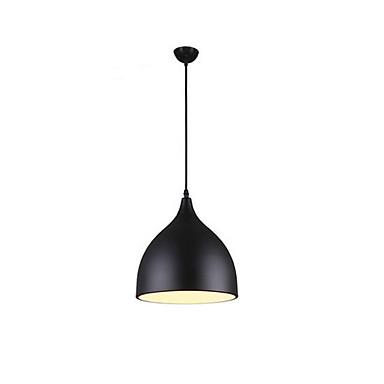Lampe suspendue ,  Contemporain Peintures Fonctionnalité for Designers MétalSalle de séjour Chambre à coucher Salle à manger Cuisine