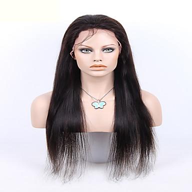 8α καλύτερα παρθένα βραζιλιάνα ανθρώπινα μαλλιά πλήρη περούκα δαντέλα με τα μαλλιά του μωρού glueless πλήρη περούκα δαντέλα για τις