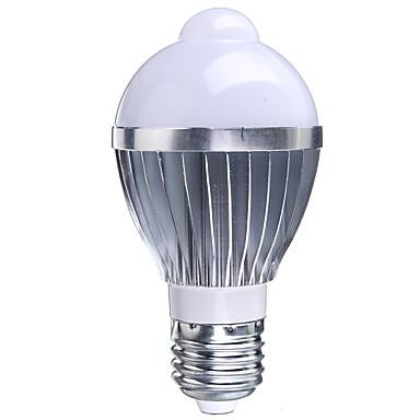 400-550 lm E26/E27 B22 LEDスマート電球 A50 1 LEDの ハイパワーLED 自動タイプ 赤外線センサー RGB AC85-265V