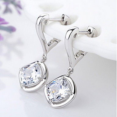 Damen - Perle, Künstliche Perle Modisch Silber Für Party Alltag