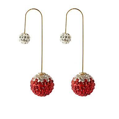 Damen 1set Imitierte Perlen Stilvoll Aleación Schmuck Besondere Anlässe Party / Abend Modeschmuck