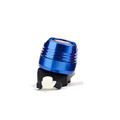 ヘッドランプ 後部バイク光 - サイクリング 警告 コンパクトデザイン ボタン電池 270 ルーメン サイクリング