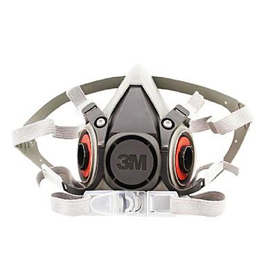 3m-6200 demi-masque masque anti-poussière respiratoire