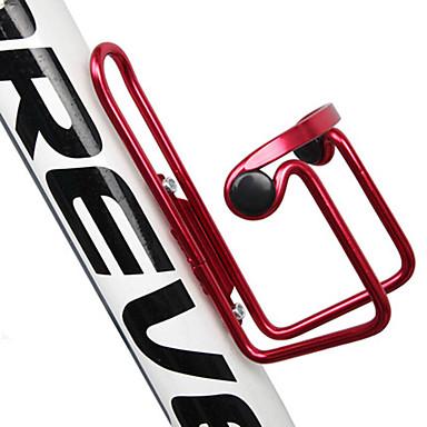 Fahhrad Wasserflaschenhalter Radfahren/Fahhrad / Geländerad / Rennrad Extraleicht(UL) / Langlebig Rot / Blau Aluminium 1-XYH