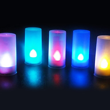 5 pcs sensor noite luz decoração luz bateria alta qualidade