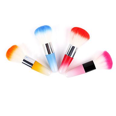 nail art dust remover brush cleaner acryl uv gel rhinestones make-up penseel