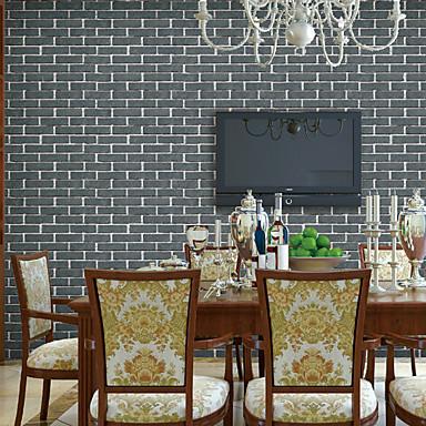 Papel de Parede Para Casa Revestimento de paredes Material Cobertura para Paredes de Quartos