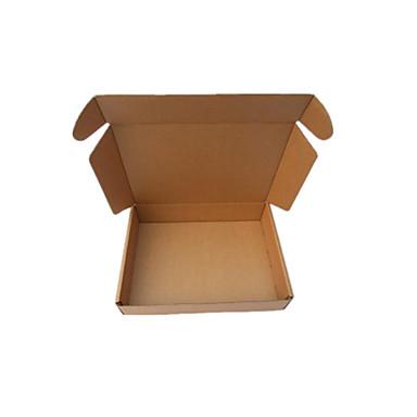 bruine kleur verpakking& scheepvaart f6 hoge kwaliteit lege verpakkingsdozen een pak van zeven