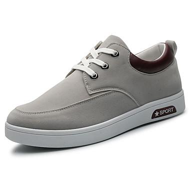 Sneakers-Syntetisk-Komfort-Herrer--Fritid-Flad hæl