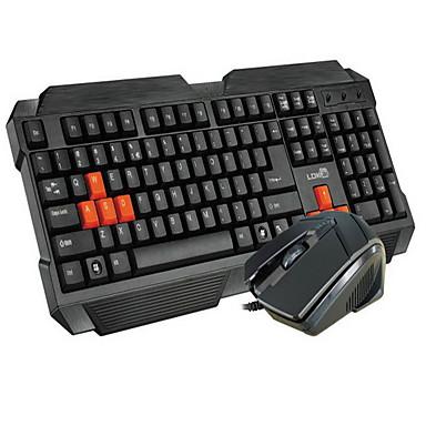 Med kabel USB Tastatur og musForAndroid OS