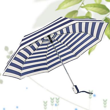 Guarda-Chuva Dobrável têxtil Viagem Lady Masculino